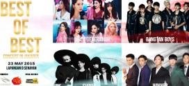 Best of Best Concert in Jakarta