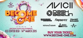"Jakarta Electronic Dance Music Experience ""Become One"""