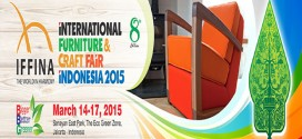 Pameran International Furniture & Craft Fair Indonesia 2015