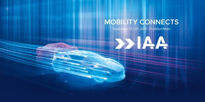 Internationale Automobil-Ausstellung 2015