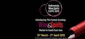 Jakarta – Indonesia Wine & Spirits Expo 2015