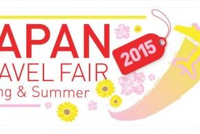 Japan Travel Fair 2015 – Spring and Summer