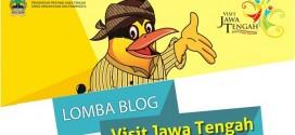 Kompetisi Blog Visit Jawa Tengah
