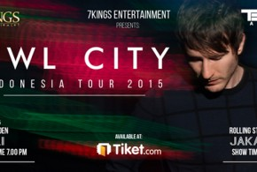 Owl City Indonesia Tour 2015