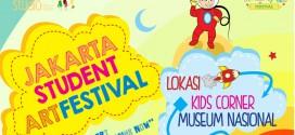 Jakarta Student Art Festival 2015