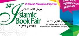 Pameran Islamic Book Fair 2015