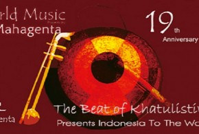 Mahagenta 19th Anniversary – The Best Khatulistiwa: Presents Indonesia To The World