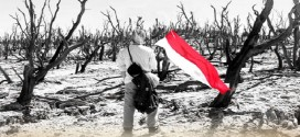 Pementasan Katarsis di Gedung Indonesia Kaya