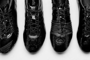 Adidas Black Pack Usung Konsep Fleur de Lisse