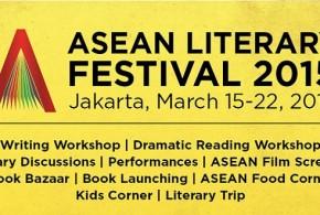 Tahun Ke-2 ASEAN Literary Festival 2015