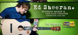 Ed Sheeran Konser Perdana di Asia