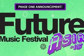Future Music Festival Asia 2015 Hadir di Singapura