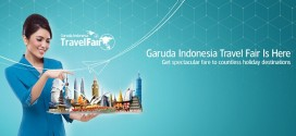 Berburu Diskon di Garuda Indonesia Travel Fair 2015