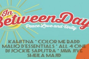 In Between Days Festival – Kembali ke Masa 90-an