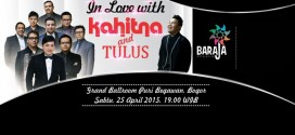 Kahitna dan Tulus Gelar Konser Romantis di Bogor