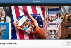 #InstagramInHand Serupai Virtual Reality