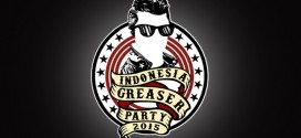 Indonesia Greaser Party 2015 di Bulan April
