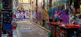 Intip Keindahan Street Art di Kota Melbourne