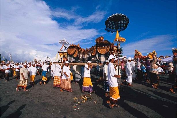 Tahun Baru Saka 1937 di Bali
