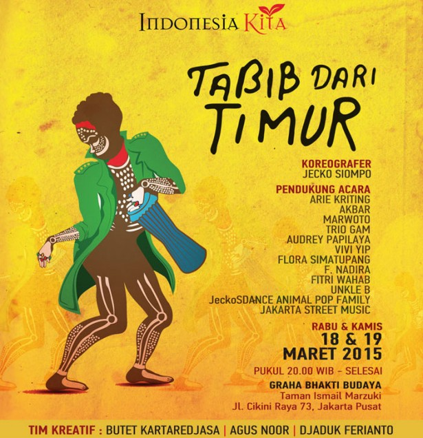 Teater Tabib dari Timur