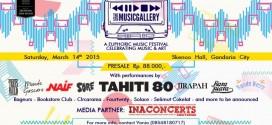 Lima Tahun Music Gallery – Festival Musik Indie Tak Terlupakan