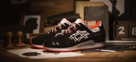 Titolo Sneaker Luncurkan Titolo x ASICS Gel-Lyte III 'Papercut'