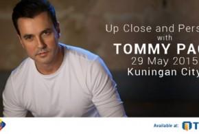 Tommy Page Kembali Gelar Konser di Jakarta
