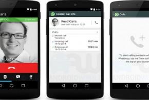 Layanan Telepon Gratis Dari Aplikasi Chatting WhatsApp