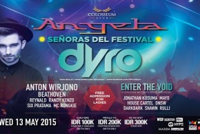 Angela Senoras Del Festival Presents DYRO