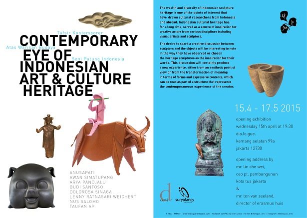 CONTEMPORARY EYE OF INDONESIAN ART & CULTURE HERITAGE
