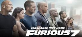 Film Fast & Furious 7 Raih Untung Besar