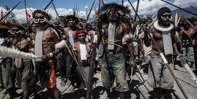 Festival Lembah Baliem 2015