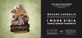 Gunungan International Mask & Puppets Festival 2015