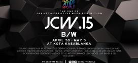 Pameran Kreatif Jakarta Creative Week 2015