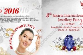 Jakarta International Jewellery Fair 2015