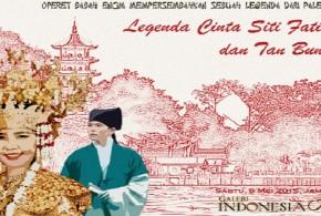Legenda Cinta Siti Fatimah dan Tan Bun An oleh Operet Babah Encim