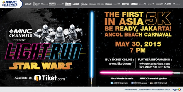 Light Run Star Wars