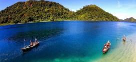 Ada Pulau Indah Eksotis Tak Berpenghuni di Sumatera Barat