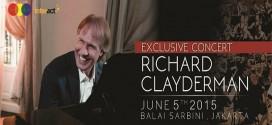 Eksklusif Konser Pianis Richard Clayderman 2015
