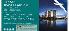 SilkAir Travel Fair 2015 Hadir di Medan