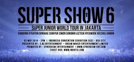 Super Junior 'Super Show 6′ World Tour in Jakarta