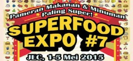 Superfood Expo 2015, Enjoy Food Carnival!