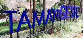 Ada Taman Tematik Baru di Kota Bandung: Taman Gesit