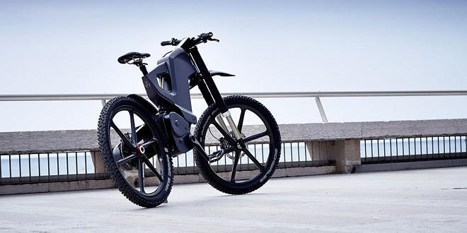 Laju Sepeda Listrik Ini Setara Dengan Kecepatan Motor