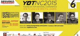 Young On Top National Conference 2015