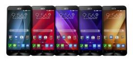 Asus Zenfone 2 Telah Hadir di Indonesia Dengan 4 Tipe