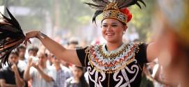 Pekan Budaya Dayak Siap Pentas di Museum Nasional Jakarta