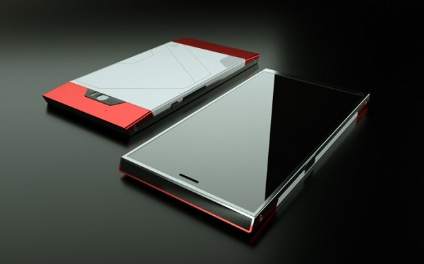 Android Turing Phone