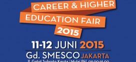 Career & Higher Education Fair 2015