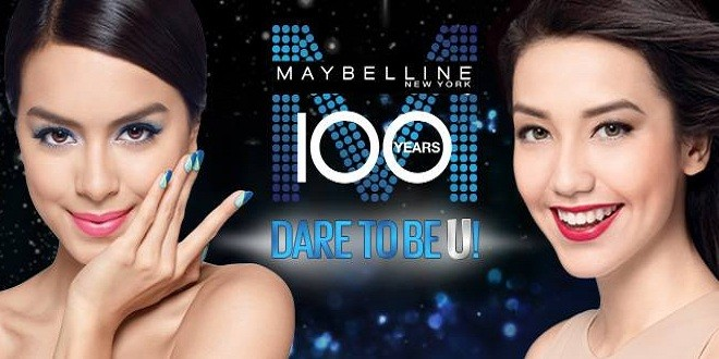 Celebration 100th Years Maybelline